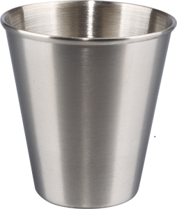 3 oz. Stainless Shot Glass